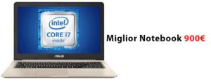 Miglior notebook 900 euro
