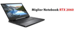miglior notebook rtx 2060